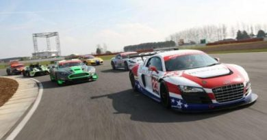 British GT Championship GT3: David Ashburn é o Campeão de 2010