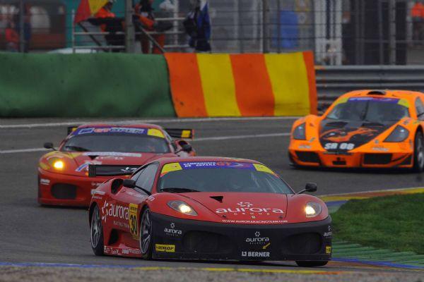 Espanhol de GT: Francisco Cruz Martins é o Campeão de 2010