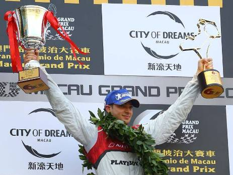 Taça GT Macau: Edoardo Mortara vence pela sexta vez em Macau