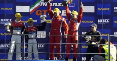 GT Open: Daniel Serra conquista pódio em Monza