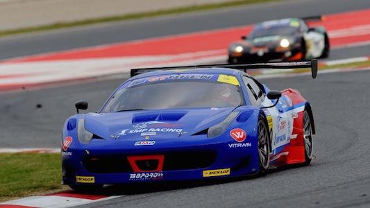 International GT Open: Roman Mavlanov/ Daniel Zampieri são os campeões de 2014