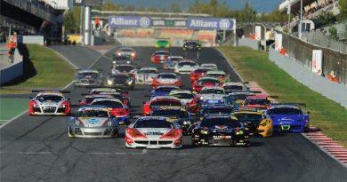 GT Open: Temporada termina em Barcelona