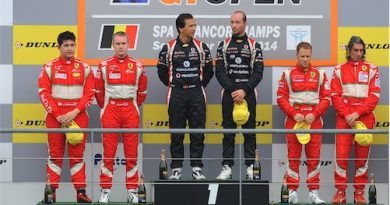 International GT Open: Andrea Montermini/Niccolò Schirò lideram após seis etapas