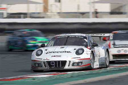 24 Horas de Dubai: Herberth Motorsport vence a edição de 2017