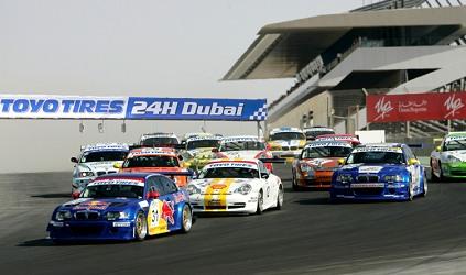 24 Hours Series: Divulgado calendário de 2008