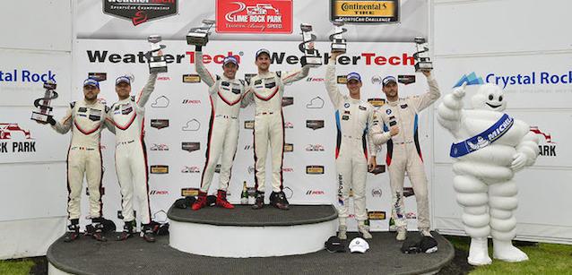 IMSA WeatherTech Sportscar Championship: Dirk Werner e Patrick Pilet vencem em Lime Rock