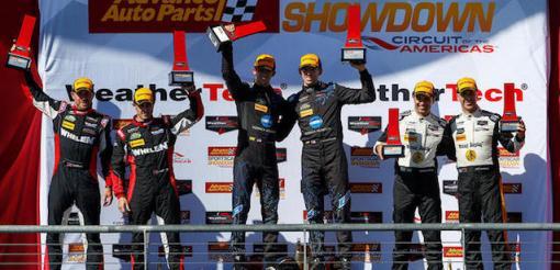 IMSA WeatherTech Sportscar Championship: Irmãos Taylor vencem em Austin