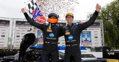 IMSA WeatherTech Sportscar Championship: Irmãos Taylor vencem pela quinta vez consecutiva