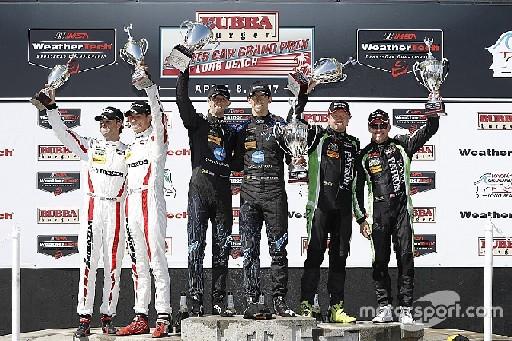 IMSA WeatherTech Sportscar Championship: Irmãos Taylor vencem em Long Beach