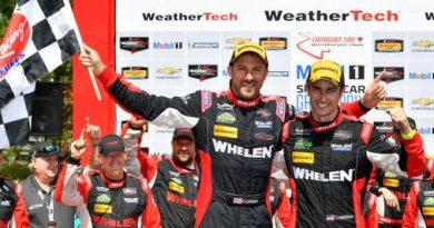 IMSA WeatherTech Sportscar Championship: Dana Cameron/Eric Curran vencem em Mosport