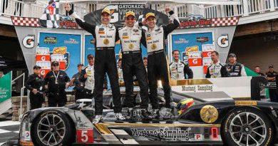 IMSA WeatherTech Sportscar Championship: Trio da ActionExpress vence em Sebring