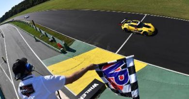 IMSA Sportscar Championship: Antonio Garcia e Jan Magnussen vencem no Virginia International Raceway