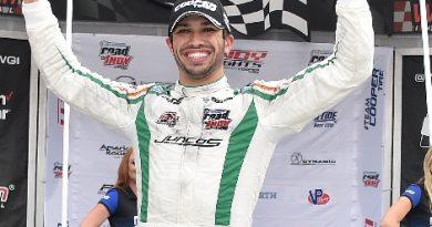 Indy Lights: Kyle Kaiser conquista o título de 2017