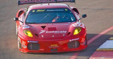 ALMS: Pane no gerenciamento eletrônico da Ferrari tira vitória de Jaime Melo em St. Petersburg