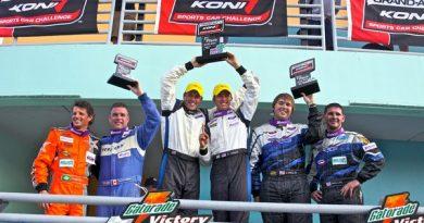 Grand Am Koni Sport Cars Challenge: Oswaldo Negri Júnior estreia com pódio na categoria