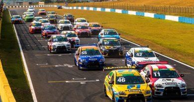 Mitsubishi Lancer Cup: Favoritos se aproximam do título após etapa de Goiânia (GO)