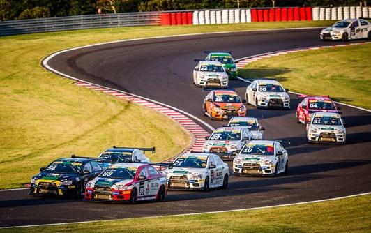 Mitsubishi Lancer Cup: Temperatura sobe na primeira etapa