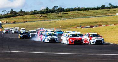 Mitsubishi Lancer Cup: Emoções em alta velocidade na terceira etapa da Lancer Cup