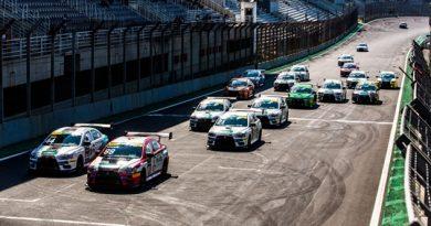 Lancer Cup: Categoria estreia em Interlagos com etapa emocionante e inesquecível