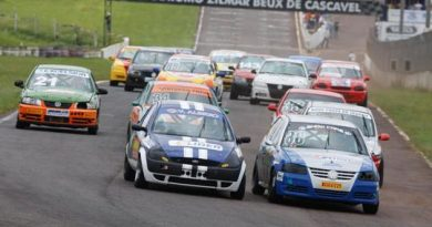 Brasileiro de Marcas e Pilotos: Reisdorfer mantém domínio do VW Gol