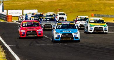 Mitsubishi Lancer Cup: Dia de dobradinhas na quinta etapa da Mitsubishi Lancer Cup
