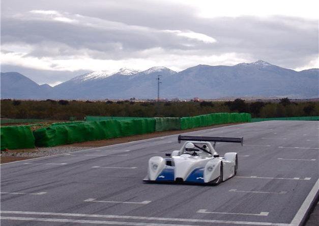 Outras: Speedracinguk tera participação do piloto Adriano Medeiros em 2010