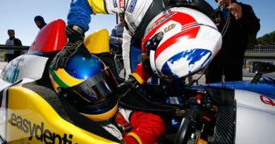 LMS: Bruno Senna corre na Bélgica com novidades no carro