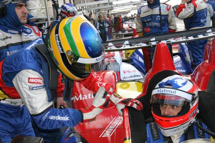 LMS: Bruno Senna não completa 1.000 Km de Spa