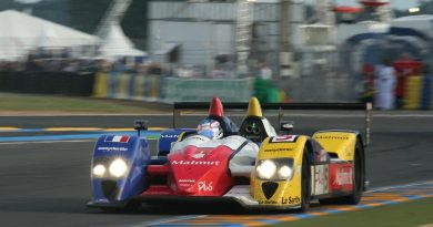 ALMS: Bruno Senna faz teste com carro das 24 Horas de Le Mans