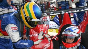 LMS: Pelo twitter Bruno Senna confirma que deixa a categoria
