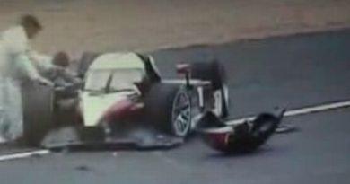 24 Horas de Le Mans: Marc Gené sofre violento acidente em treino