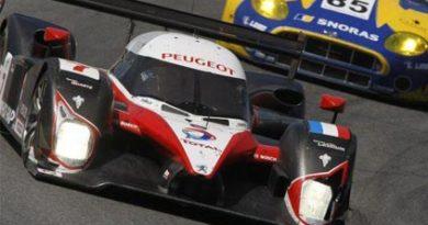 LMS: Peugeot vence em Barcelona