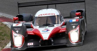 LMS: Peugeot domina primeira fila em Nurburgring