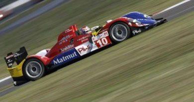LMS: Retornando a categoria, Oreca marca a pole em Silverstone