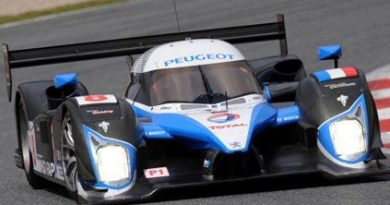 LMS: Peugeot domina a primeira fila em Montmeló