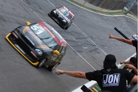 Paulista de Marcas e Pilotos: Por um ponto, Pimenta e Philippi levam o título da Super