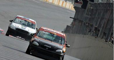 Copa Marshal de Marcas e Pilotos: Cirino vence corrida conturbada pela pista molhada