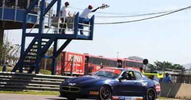 Trofeo Maserati: André Posses vence de ponta a ponta no RJ