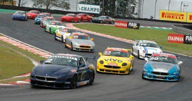 Trofeo Maserati: Campeonato de equipes é atração