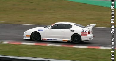 Trofeo Maserati: Rahruj e Renan Guerra são os mais rápidos do Warm up
