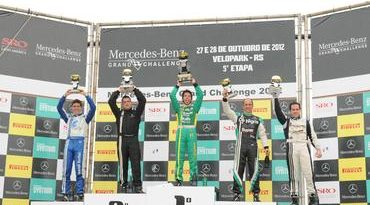 Mercedes-Benz Grand Challenge: Márcio Campos fatura corrida e amplia liderança do campeonato