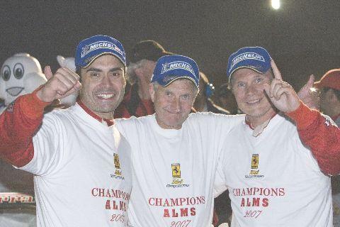 ALMS: Para jornalistas, Melo Júnior e Salo formam a melhor dupla da American Le Mans Series