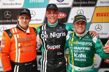 Mercedes-Benz Grand Challenge: Neto De Nigris vence e João Campos se aproxima do título de 2011