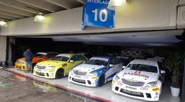 Mercedes-Benz Grand Challenge: Automóveis do Mercedes-Benz Grand Challenge são atração em Interlagos
