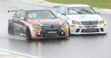 Mercedes-Benz Grand Challenge: Rubens Tilkian vence penúltima etapa do ano