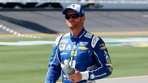 NASCAR Monster Energy Cup Series: Dale Earnhardt Jr. marca a pole em Daytona