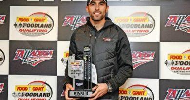 NASCAR Sprint Cup Series: Chuva cancela classificatório em Talladega