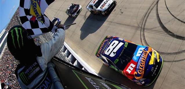 NASCAR Monster Energy Cup Series: Kyle Busch vence em Dover