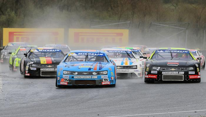 NASCAR Euro RaceCar: Ander Vilarino vence as provas de abertura em Nogaro