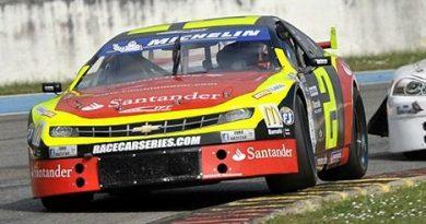 EURO RACECAR NASCAR: Ander Vilarino domina em Nogaro